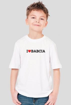 I LOVE BABCIA