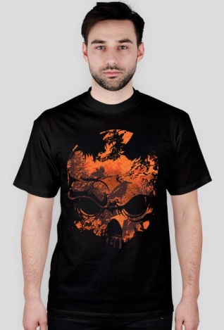Koszulka Zła czaszka