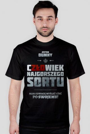 Koszulka Najgorszy Sort Polaków