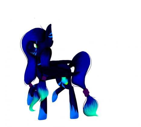 przypinka my little pony