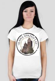 Koszulka: Iława sprzed lat - logo