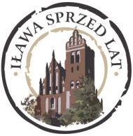 Podkładka pod kubek: Iława sprzed lat - logo
