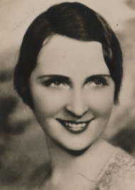 Miss Norwegii - lata '30