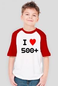 I love 500+ braciszek