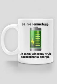 Tryb Oszczędzania Energii - Kubek