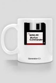 Floppy Disk Kubek