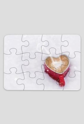 Puzzle - Roztapiasz Lody Mojego Serca