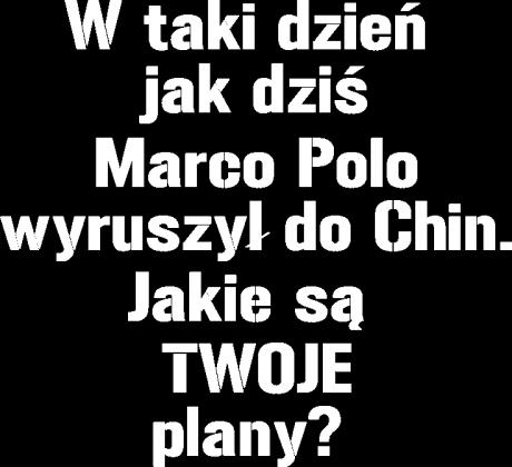 Marco Polo - Dla Niego Czarna