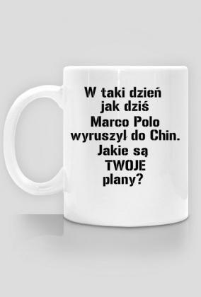 Marco Polo - Kubek