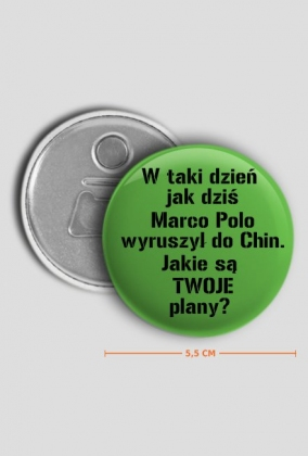 Marco Polo - Otwieracz