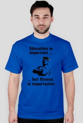 Education is important