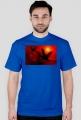 Koszulka dla Niego - Serce Gołąbki