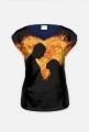 Koszulka dla Niej -  Rozpal We Mnie Ogien