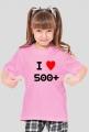 I love 500+ siostrzyczka