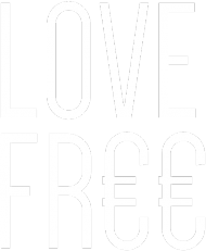 Love FREE FR€€ - Petrichor Wear - damski T-shirt