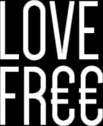 Love FREE FR€€ - Petrichor Wear - męski T-shirt SLIM
