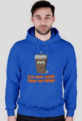 Kawa na wynos: I'm so hot!