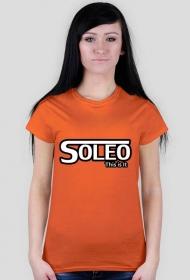T-Shirt kobiecy SOLEO