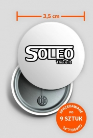 Plakietka SOLEO