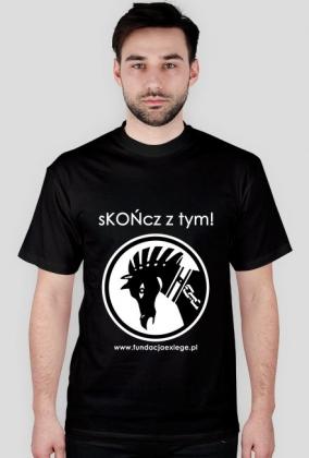 Koszulka sKOŃcz z tym!