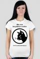 Koszulka Nie ma brzydkich kotów