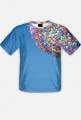 Balony - Full Print Koszulka