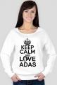 Keep Calm damska bluza