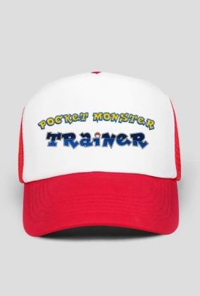 Pocket Monster Trainer - Czapka Pokemon Go