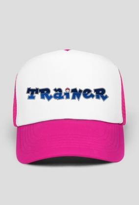 Trainer (Niebieski) - Czapka Pokemon Go