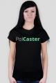 Koszulka PolCaster czarna