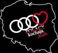Koszulka 'Polacy kochają audi'