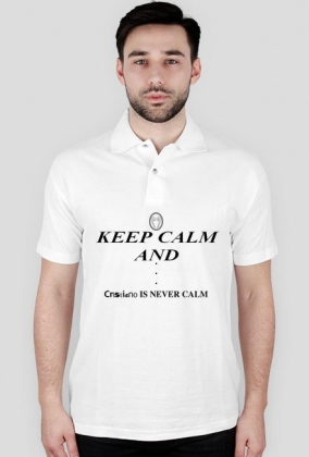 CR7 Keep Calm