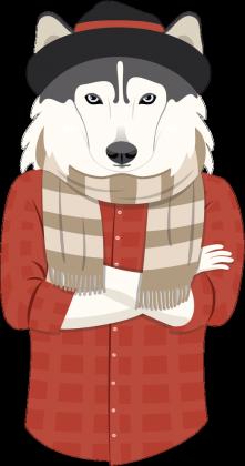 Husky Man