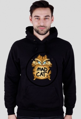Bluza Mad Cat!