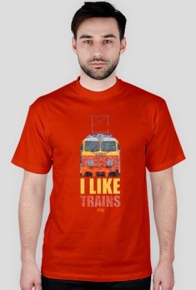 Rodzynek - I LIKE TRAINS