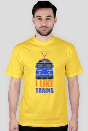 IC - I LIKE TRAINS