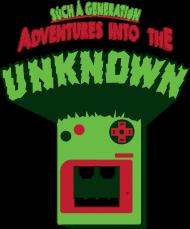 Adventure generation Koszulka z nadrukiem