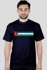 Koszulka Męska San Escobar Flaga