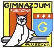 Koszulka z logo gimnazjum