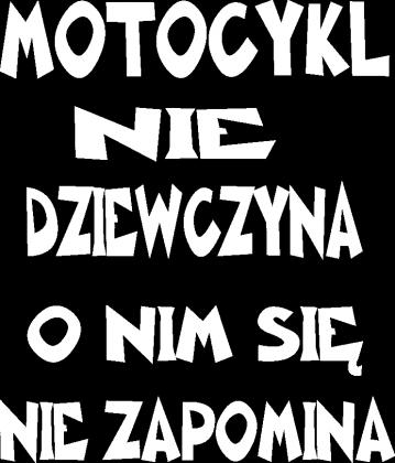Moto nie dziewczyna