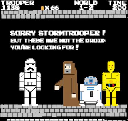 SORRY TROOPER