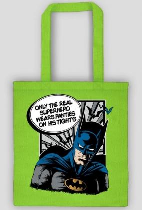 First rule of superheroes