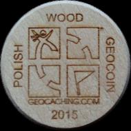 Tiszert GEOPYRA woodcoin
