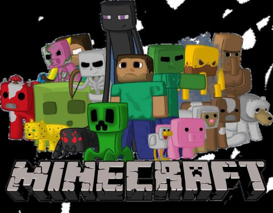 Bluza z kapturem Minecraft
