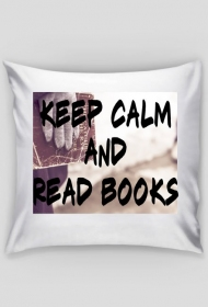 Keep Calm and Read Books