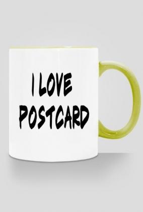I love postcard
