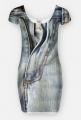 Rozporkowa sukienka