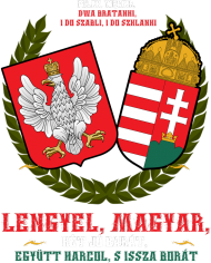 "Koszulka ""Lengyel Magyar"""
