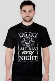 """Koszulka męska """"Melanż style No. 1"""""""