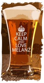 "Koszulka męska ""Love melanż vol. 1"""